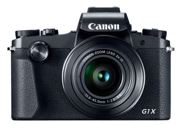 Review Canon PowerShot G1 X Mark III