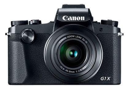 Review Canon PowerShot G1 X Mark III
