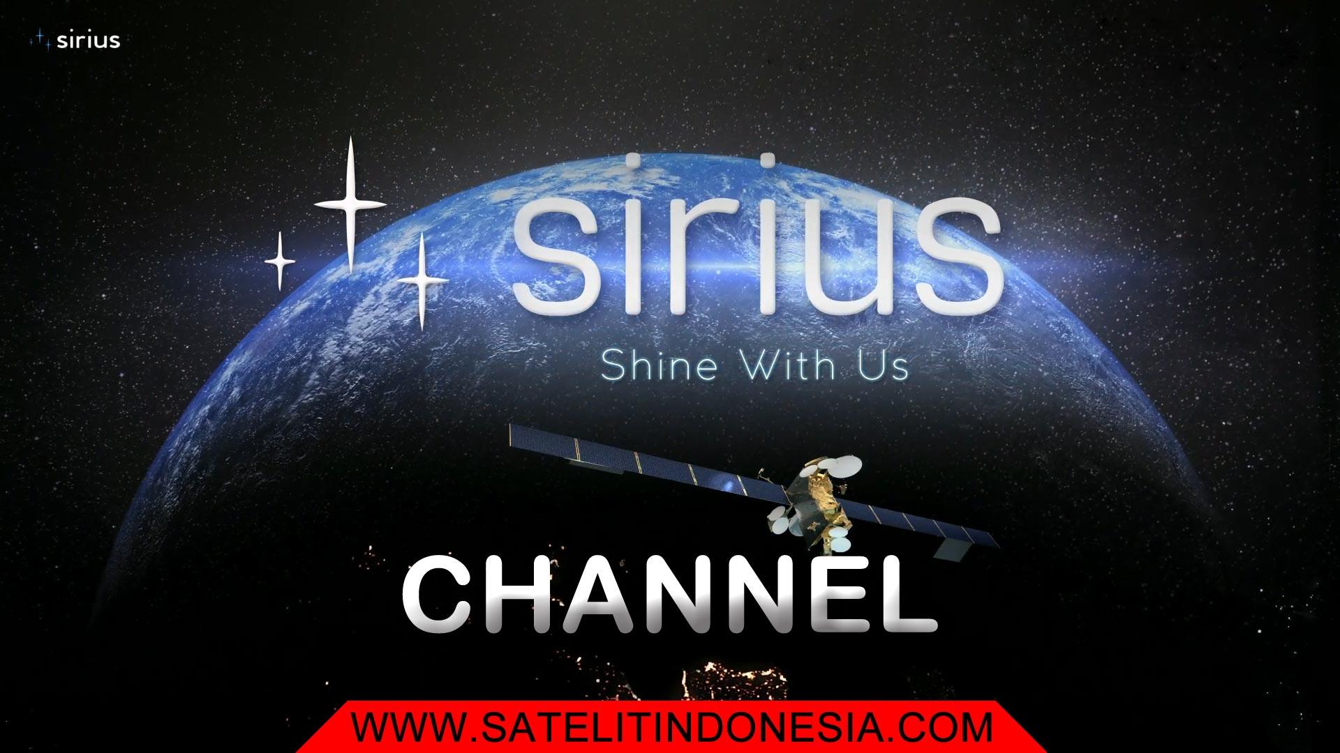 Sirius TV Malaysia Channels List SES 12 Satellite