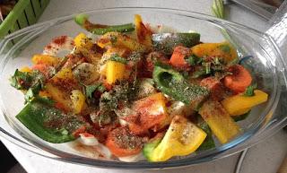 Memilih makanan yang agak mudah dicerna oleh perut atau usus