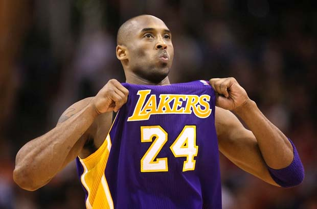 25 Motivational Quotes from Kobe Bryant