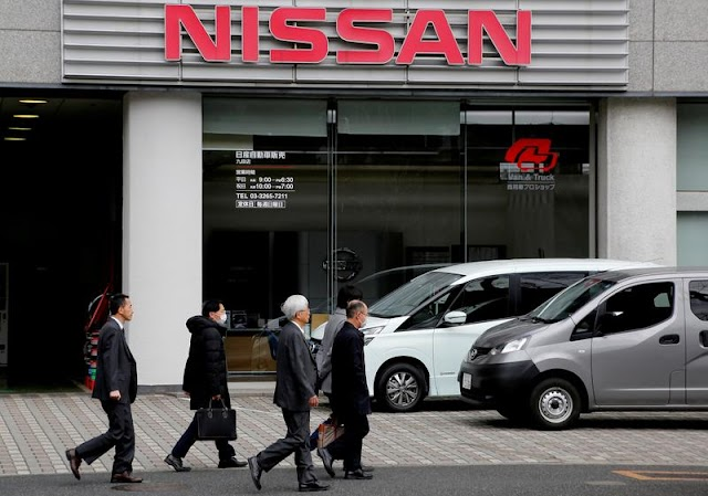 Japanese Nissan withdraw from Europe and of world markets