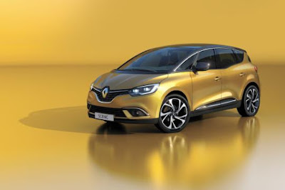 2017 Renault Grand Scenic MPV Hd Images