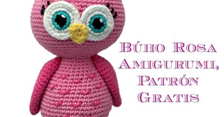Amigurumi Patrones Gratis De Buho : Madres hiperactivas manualidades y diy con y para niños búho