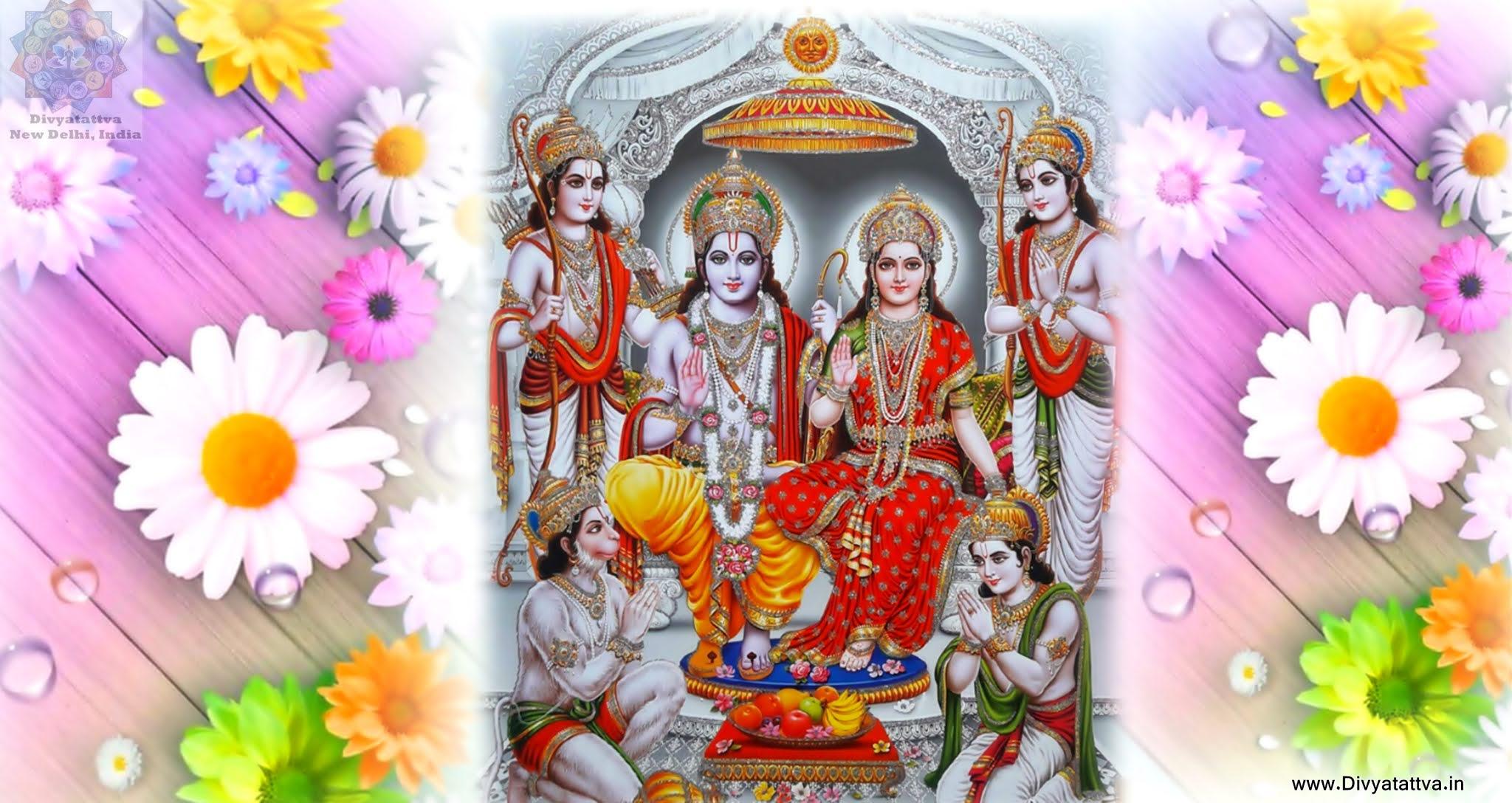 Lord Shri Rama and wife Sita Wallpaper 4K HD, Hindu Gods, Rama Sita Hanuman Images, Ram Bhagwan jai shree ram images  sri rama navami pictures, shri ram photos, lakshman
