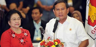 Gerindra: Prabowo Bertemu di Kediaman Megawati di Teuku Umar
