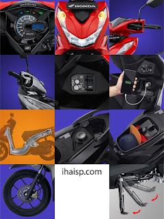 Honda BeAT: Fitur, Spesifikasi, Warna dan Harga 2020