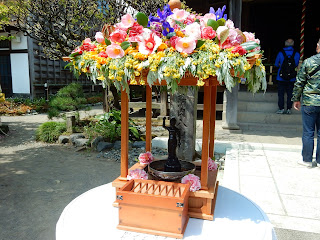 極楽寺花まつり
