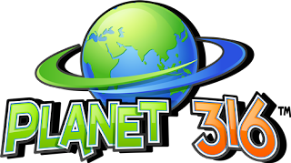 Planet 316, Interactive, Story Bible, Children's Books