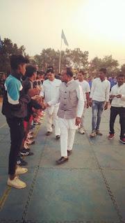विजेता टीम विक्रम स्पोर्ट्स इंदौर रहा
