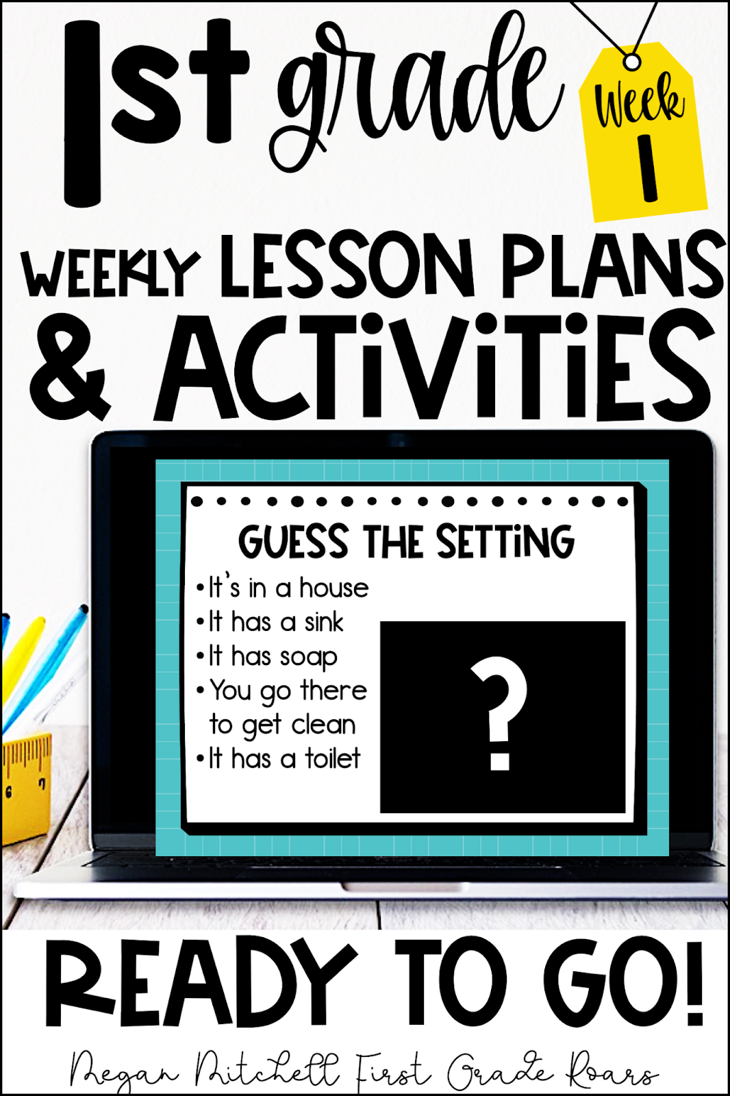Are you having anxiety over going back to school. I have made a plan for dealing with this anxiety due to Covid. I am working on what I can control. I have made a curriculum map and lessons that I can use if we are in person or distance learning.