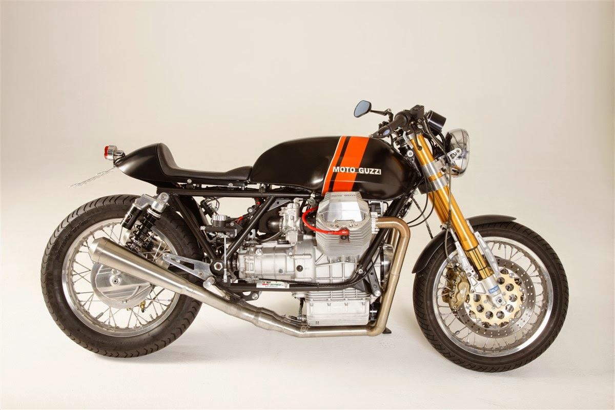 racing caf moto guzzi sp 1000 caf racer by doc jensen guzzi. Black Bedroom Furniture Sets. Home Design Ideas