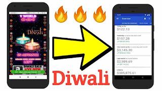 Diwali Wishing Script Super Pro Whatsapp Viral Script For Blogger