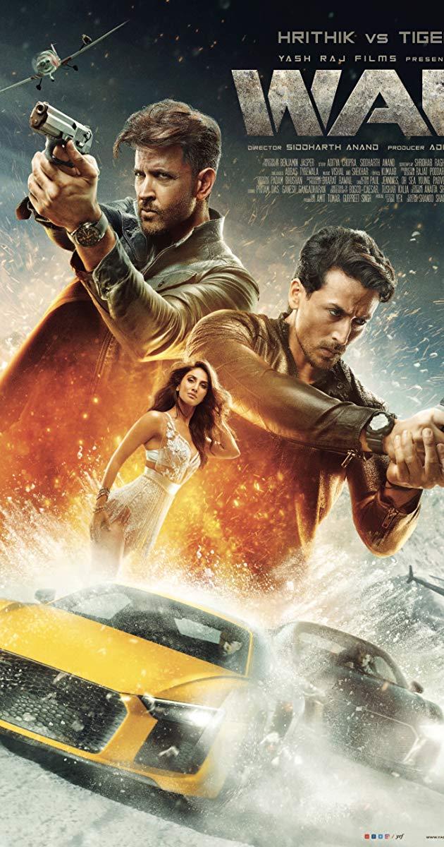 War 2019 Full Movie Download Hd Filmywap 720p