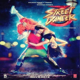 Street Dancer 3D (2019) MP3 Songs
