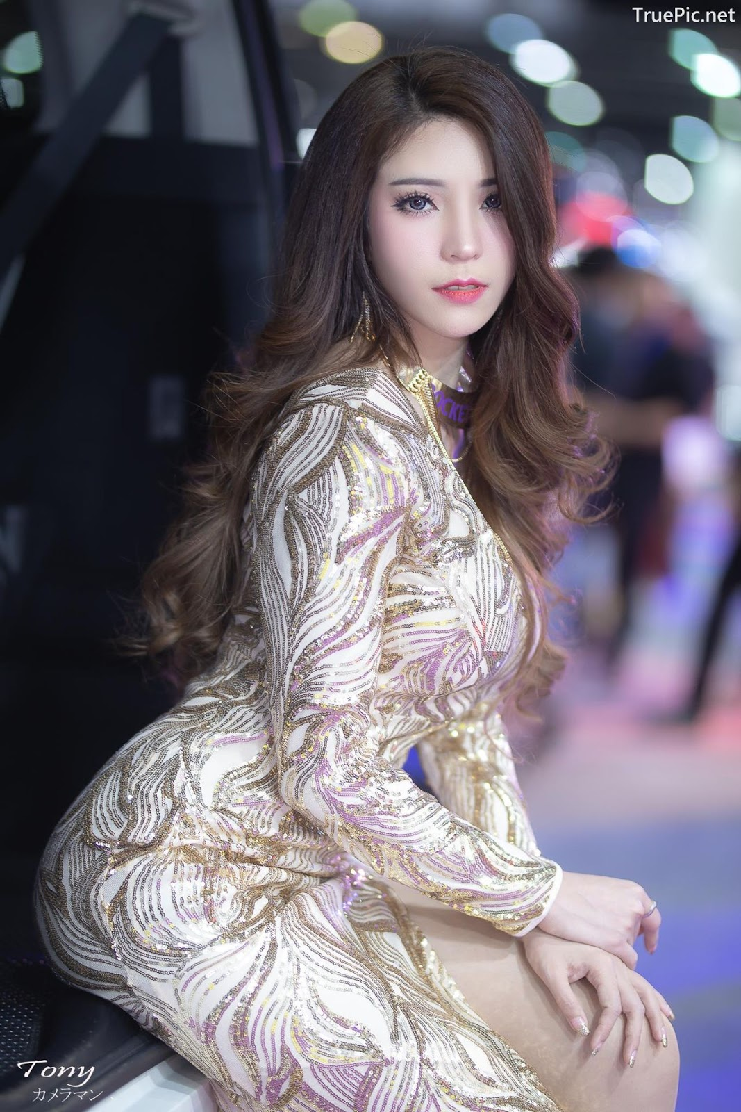Image-Thailand-Hot-Model-Thai-Racing-Girl-At-Motor-Expo-2018-TruePic.net- Picture-1