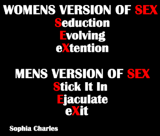 Men & Women different version of SEX funny Image
