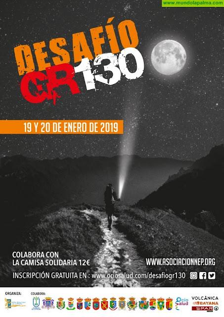 """BREÑA BAJA: """"Desafío GR 130 2019"""""""