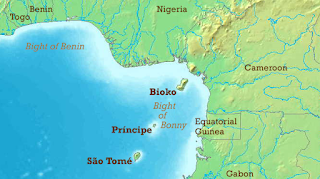 The Slave Coast in the 18th and 19th  century transatlantic slave trade was the section of the coast of the Gulf of Guinea, in Africa, in the present-day republics of Togo, Benin, and Nigeria.