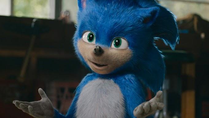 'Sonic - O Filme' ganha primeiro trailer e cartazes oficiais; confira