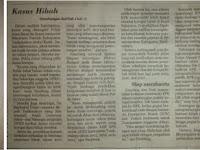 Kliping Berita Kasus Korupsi Dana Hibah Kab. Tasikmalaya  Koran PR
