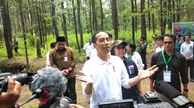 Presiden Jokowi Minta Masyarakat Jujur saat Didata Sensus Penduduk