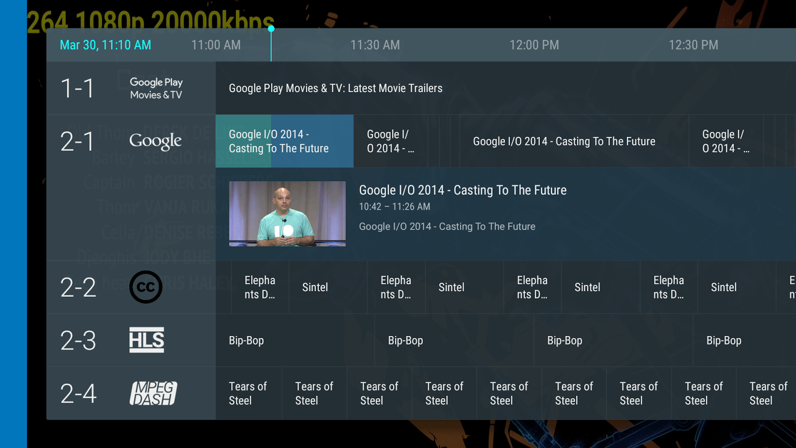 live tv app for android apk 2017