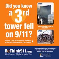 11 settembre: la terza torre WTC-7
