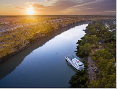 Sungai Murray, sungai yang ada di Australia