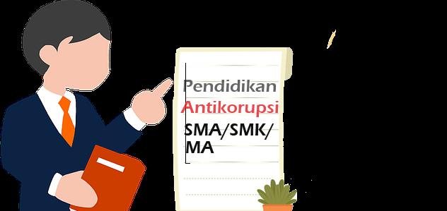 RPP, Silabus Pendidikan Antikorupsi SMA/SMK/MA
