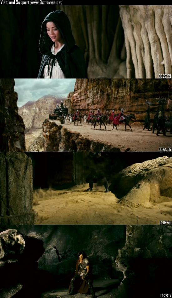 The Storm Warriors 2009 Dual Audio Hindi 480p BluRay 350mb