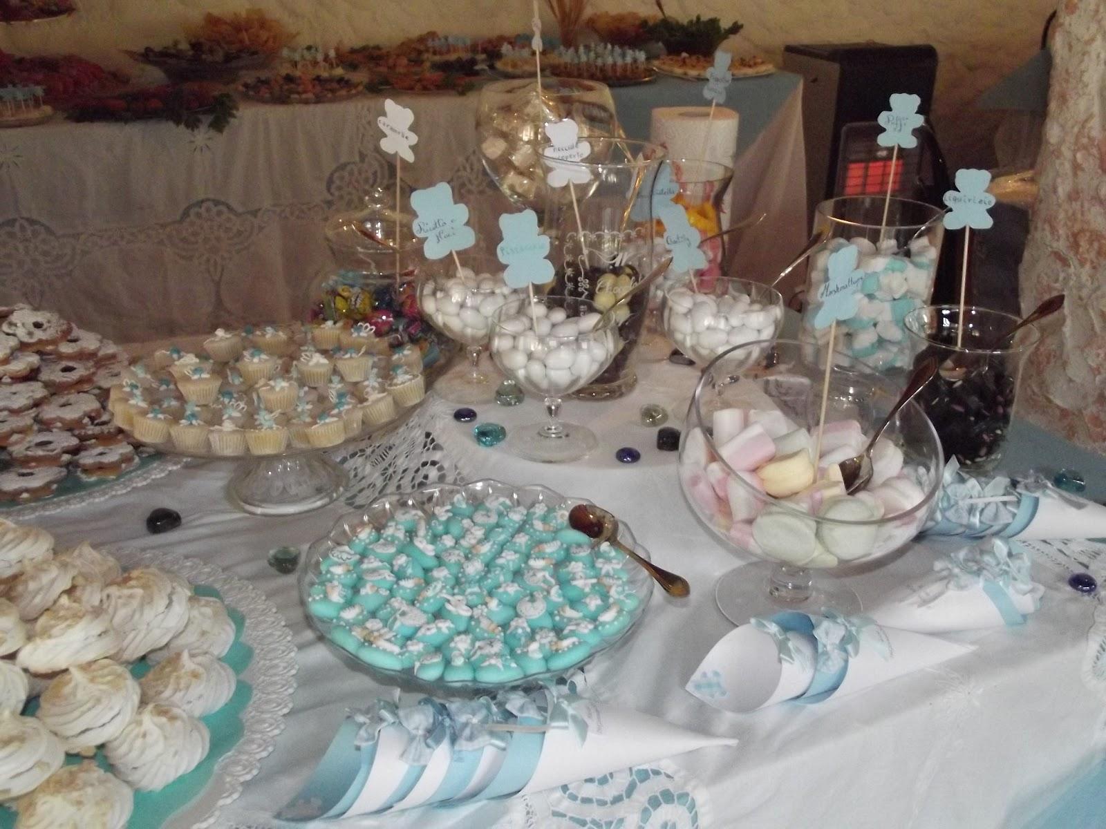 Favoloso I momenti più dolci: Allestimento battesimo ZR62