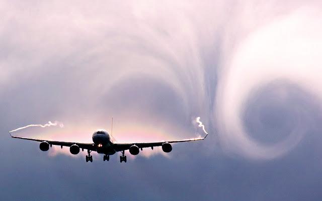 Новый ветровой лидар для самолета предупредит летчиков о приближении турбулентности