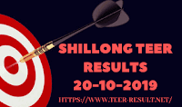 Shillong Teer Results Today-20-10-2019