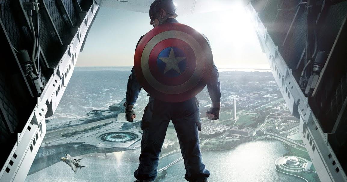 SAM WALLPAPERS: Captain America Mobile HD Wallpaper