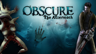 game Obscure The Aftermath ppsspp android