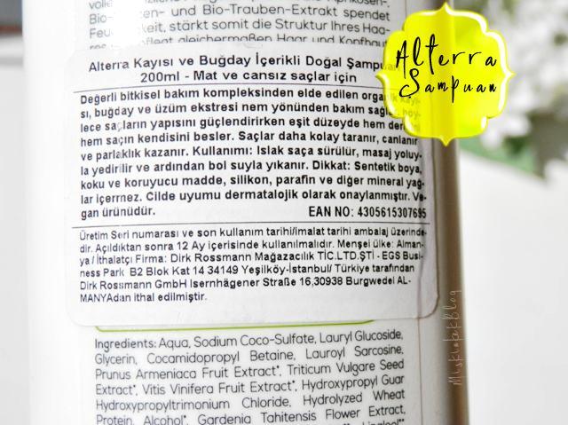rossmann-alterra-glanz-shampoo-bio-aprikose-bio-weizen-ingredients_organik-sulfatsiz-sampuan-icerigi-blog-yorumlari-kullananlar