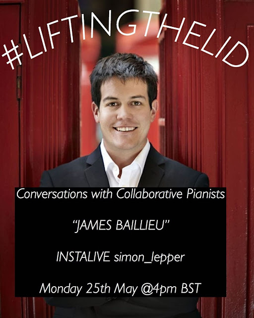 #LiftingtheLid - SImon Lepper & James Baillieu