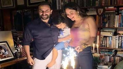 Kareena Kapoor and Saif Ali Khan Celebrate Wedding Anniversary See Inside Photos