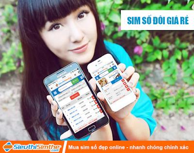 Sim số kép Mobifone