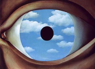 Il falso specchio Magritte 1928