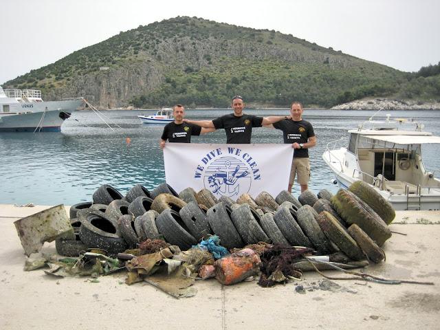 Ευχαριστίες από την αμάδα Loutraki Divers