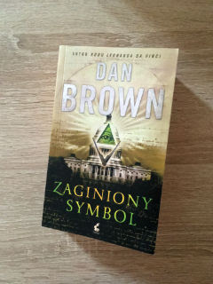 """Zaginiony symbol"" Dan Brown, fot. paratexterka ©"