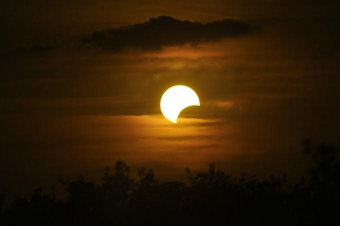 आज रविवार  21 June ,2020 का सूर्यग्रहण दे रहा है कई खतरनाक संकेत