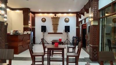 Tempat Nongkrong Terbaik Cafe dan Resto di Toraja - Cafe Kaboro' Makale