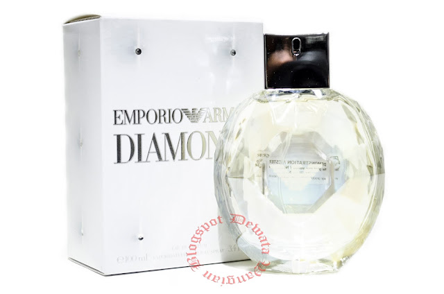 Emporio Armani Diamonds For Women Tester Perfume