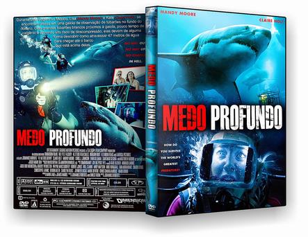 MEDO PROFUNDO 2018 DVD-R