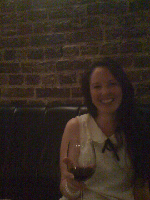 {Erin Out and About} Fancy dinner out at Hawksmoor