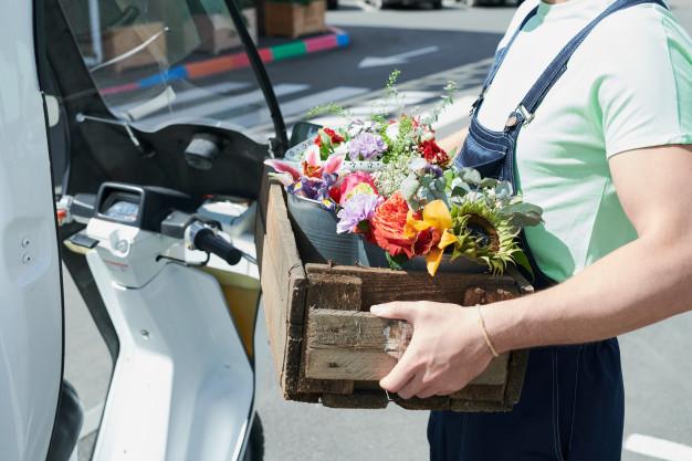 Chính sách vận chuyển tiệm hoa madi