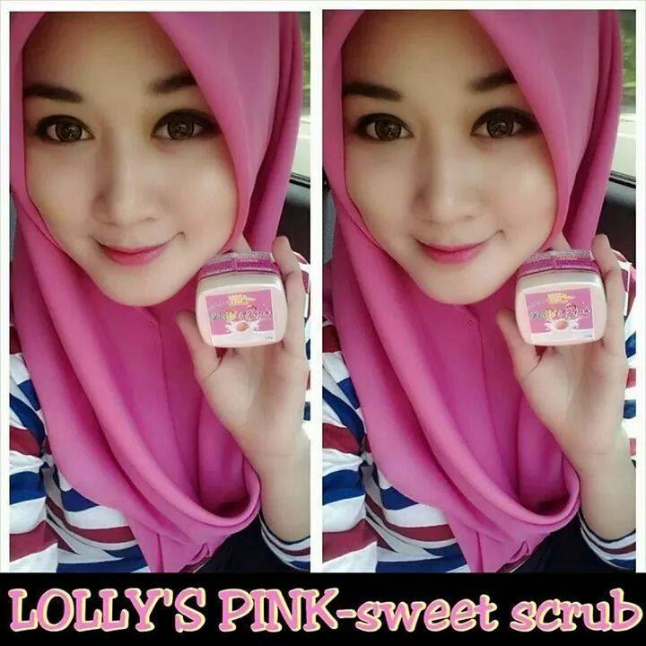 Ummi ZaIDa Business ♥:.: BVR LOLLY'S PINK SWEET SCRUB ...